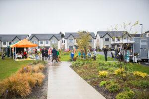 Home Together community day in Glenheron, Greystones
